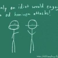 The ad hominem fallacy & the Tankard Reist affair