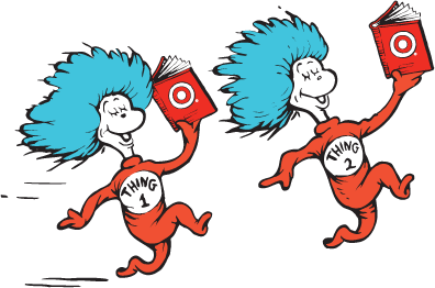 dr seuss characters | No Place For Sheep