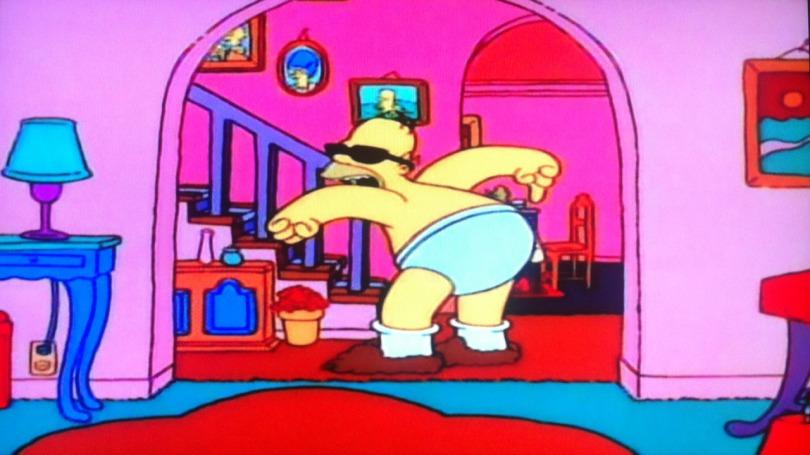 Homer shorts