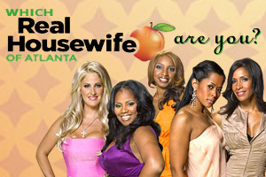 which real housewife are you?