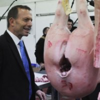 Abbott's vast vault of verbal mediocrity revealed