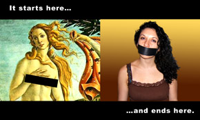 Image: Feminists for Free Expression ffeusa.org
