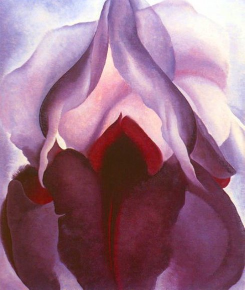 Flower of Life. Georgia O'Keeffe