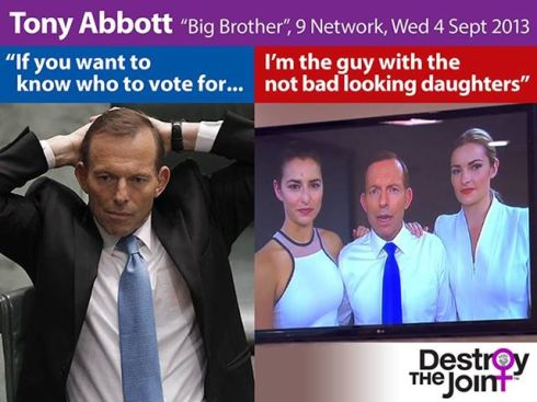 Abbott & daughters