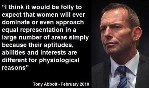 Abbott on women
