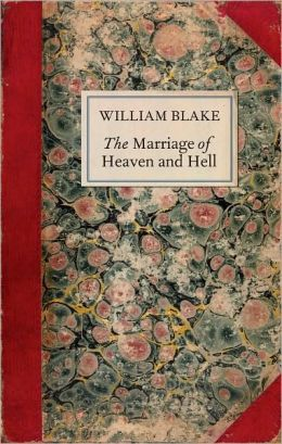 Blake- Marriage of Heaven & Hell