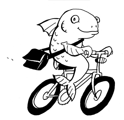 FishOnBicycle