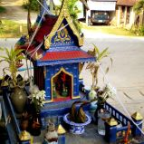 Shrine in Laos