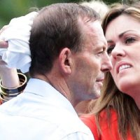 The Credlin thing.