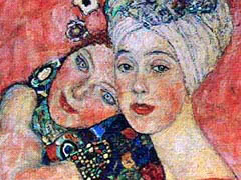 Gustave Klimt Girlfriends