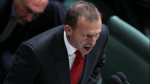 Agressive Abbott