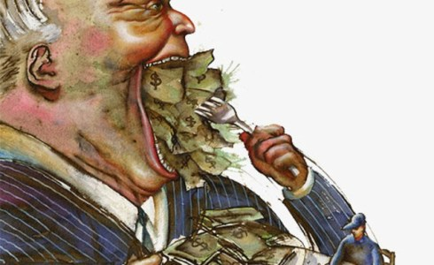 Political Greed