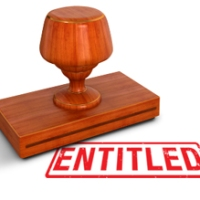 On entitlement and celibacy