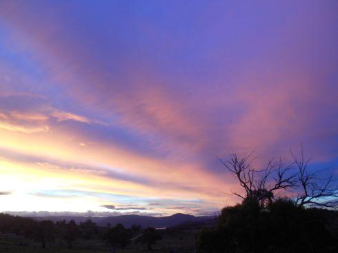 Evening sky again
