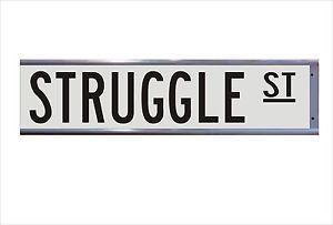 Struggle Street