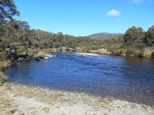 Thredbo River again