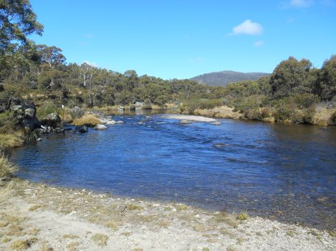 Thredbo River again