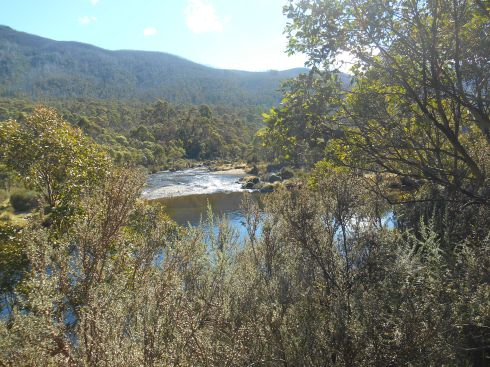 Thredbo River near Crackenback