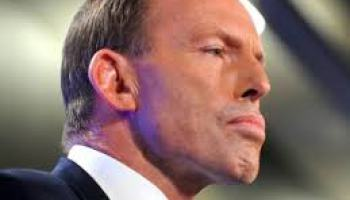 Abbott's mouth