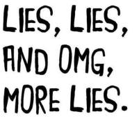 How many lies are too many lies?