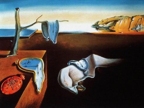 The Persistence of Memory Dali