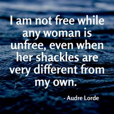 Audre Lorde Two