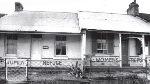 Elsie. Australia's first women's refuge.