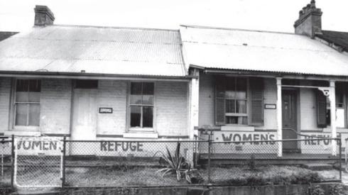 Elsie. Australia's first women's refuge.