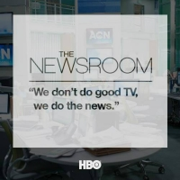The Newsroom, politicians, reality and Annabel Crabb