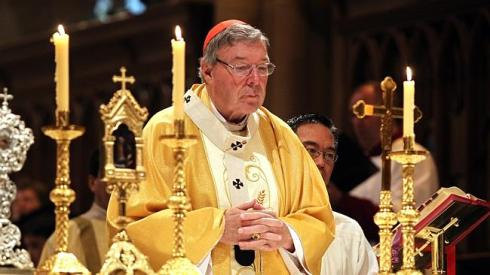 Pell. Image by James Croucher