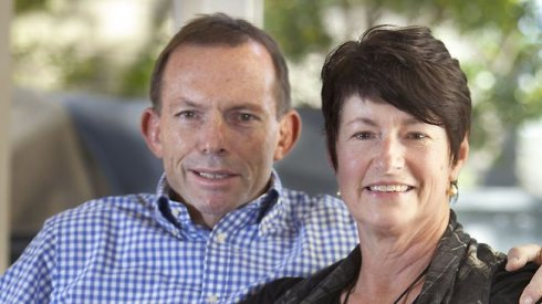 Mr & Mrs Abbott