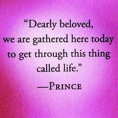 Prince Quote
