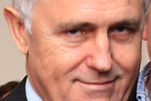 Turnbull, the self-made man. Seriously?