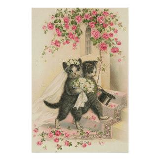 vintage_cat_bride_and_groom_wedding_poster-rb775e43b418c4418bb91943fdadaf714_wvg_8byvr_324