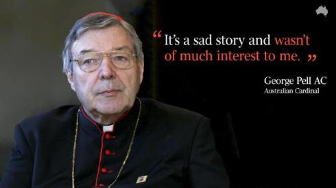 Pell on sexual abuse