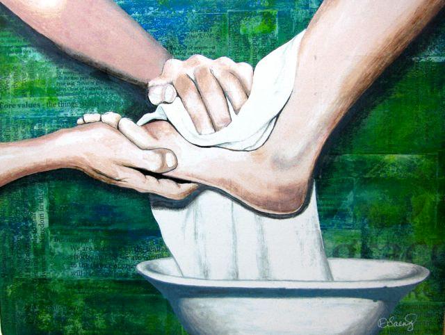 washing-of-the-feet