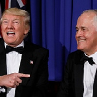 Turnbull & Trump: Masters of depravity
